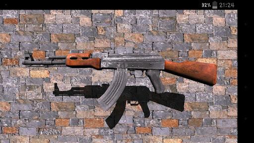 AK-47突擊步槍