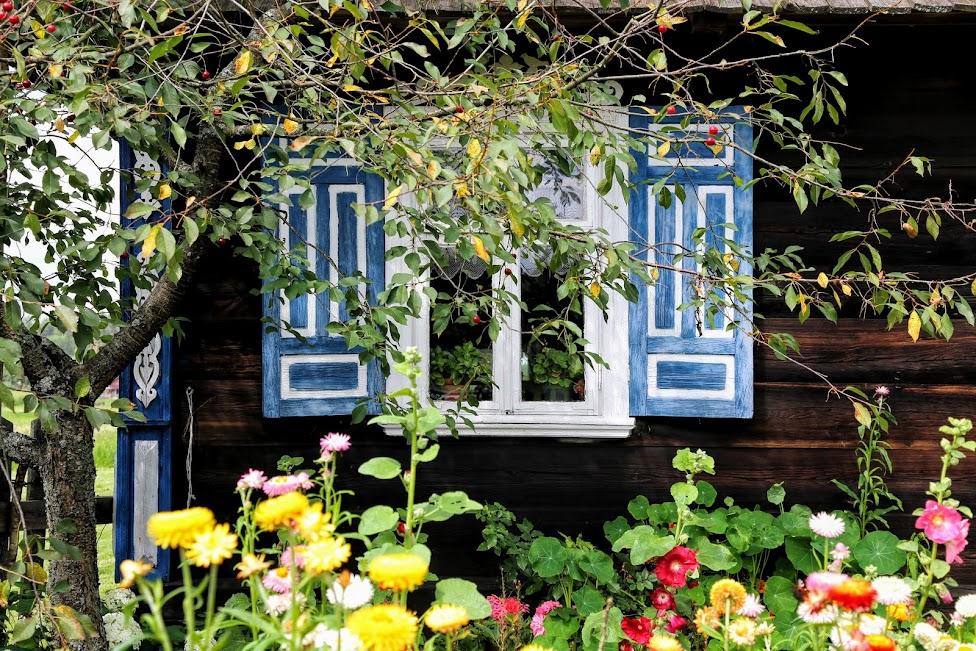 okiennice, Soce, Podlasie