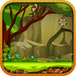 Who Can Escape - Forest Cave Icon