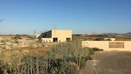 Terreno e instalaciones motivo de la indemnización, cuyo procedimiento se remonta al año 2000.