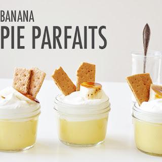 Banana Cream Pie Parfaits