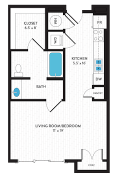 Go to E1b Floorplan page.