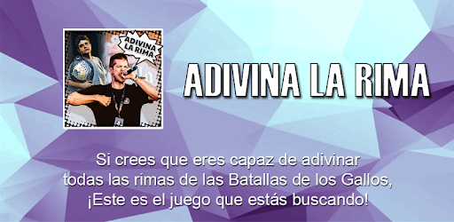 ADIVINA LA RIMA for PC