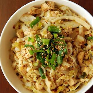 Vegan Chinese Cabbage Recipes.