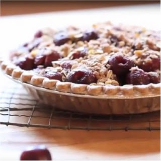 "As-Easy-As ""Bing"" Cherry Pie"
