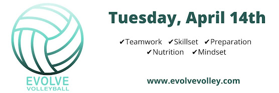 EVOLVE Volleyball Clinic