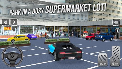 Parking Professor: Car Driving School Simulator 3D 1.1 screenshots 5