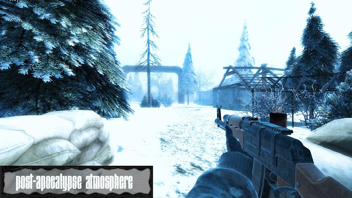 Z.O.N.A Shadow of Lemansk Screenshot Image