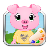 Colors with Pemma Pig 4 kids
