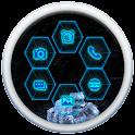 Smart Launcher Ice Theme icon