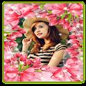 100 Cadre photo de fleurs icon