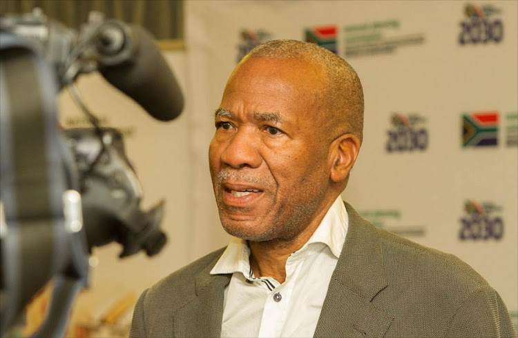 Prof Malegapuru Makgoba. Picture: SUPPLIED