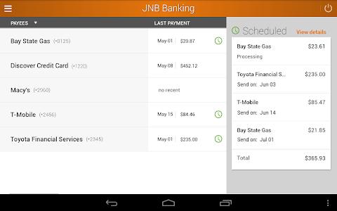 Jacksboro National Bank Mobile screenshot 8