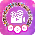 Photo Video Maker with Music/ Photo Video Convert icon