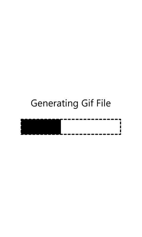 Gif Stickers- screenshot