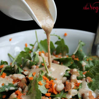 Garlic Lemon Kale Salad.