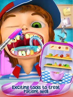 crazy fun kid dentist screenshot thumbnail - Fun Kid Pictures