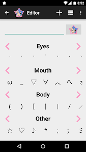 Kaomoji ☆ Japanese Emoticons v1.1.7