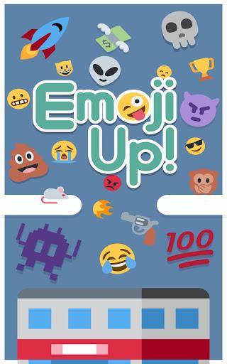Emoji Up