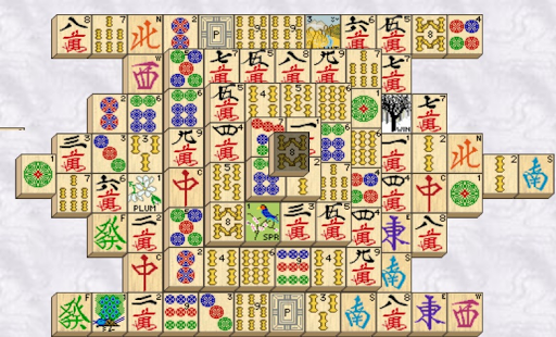 Mahjong Solitaire 2016