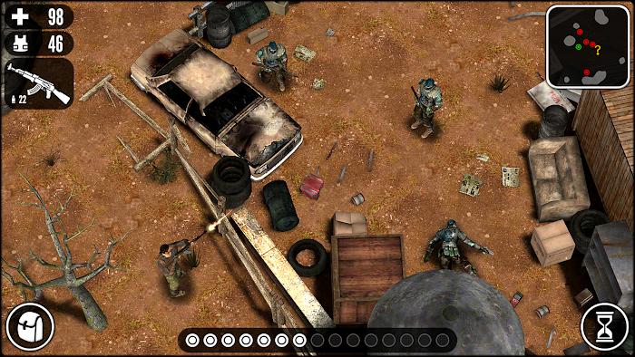 Hardboiled - screenshot