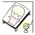 아메바 잠 알람 Ameba Sleep alarm icon