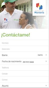 Gestión Montería for PC-Windows 7,8,10 and Mac apk screenshot 1