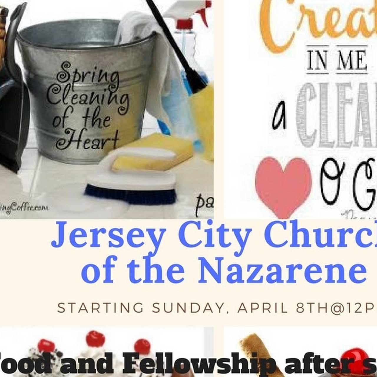 Jersey City Church-Nazarene - Know God, Love God, Serve God