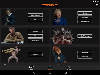 CATCHPLAY - Latest Movies- screenshot thumbnail