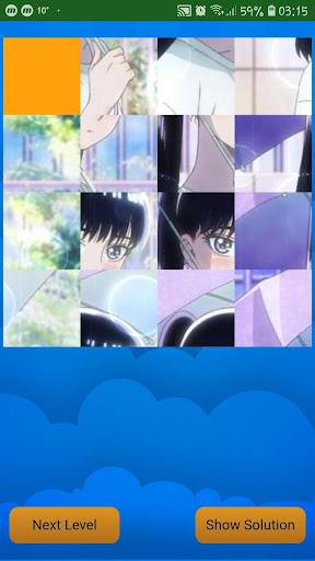 Anime Puzzle15 screenshot 5