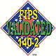FIPS 140-2 Validated logo
