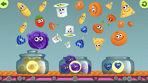 FunnyFood Kindergarten learning games for toddlers  screenshots 6