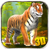 Wild Tiger Attack Simulator 3D