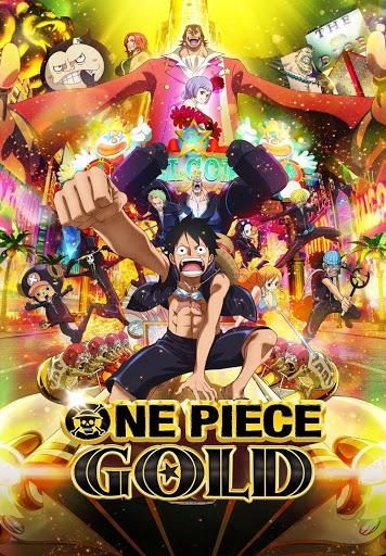 Фильмы в Google Play – One Piece Gold (VF)
