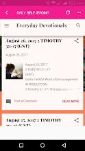 Teens Daily Devotionals screenshot thumbnail