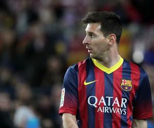 """Messi: """"On ne peut plus laisser filer le titre"""""""