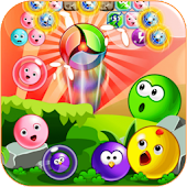 Bubble Shooter Witch Deluxe