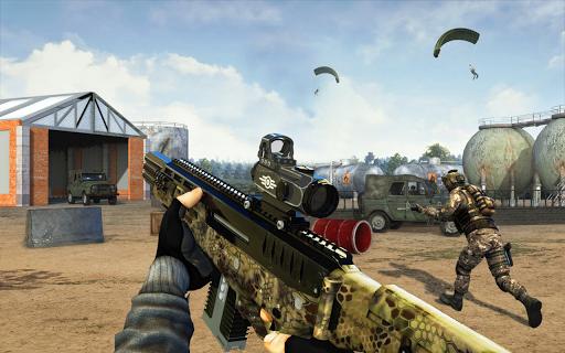 Super Army Frontline Commando FPS Mission 2019  captures d'u00e9cran 2