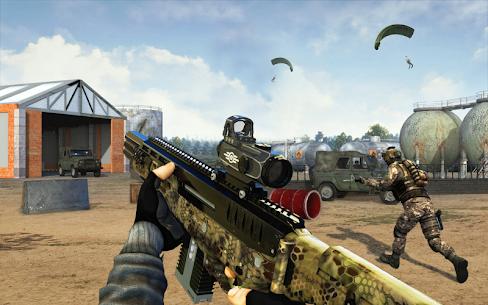 Delta Force Frontline Commando Army Games 2