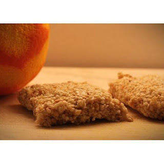 Sesame-Seed Brittle.