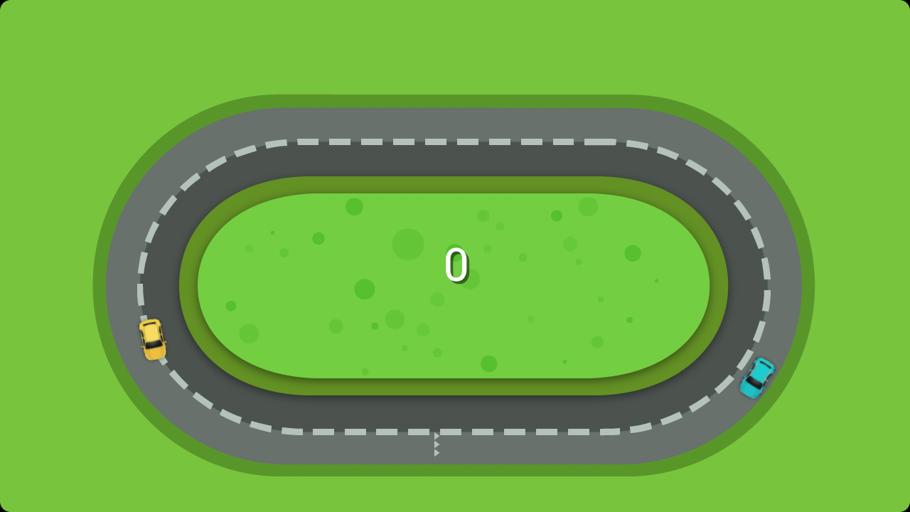 Racing Car Crash For Speed- screenshot
