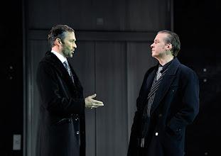 Photo: Theater an der Wien: La mère coupable Oper in drei Akten von Darius Milhaud . Premiere am 8.5.2015.Markus Butter, Stephane Loges. Copyright: Barbara Zeininger