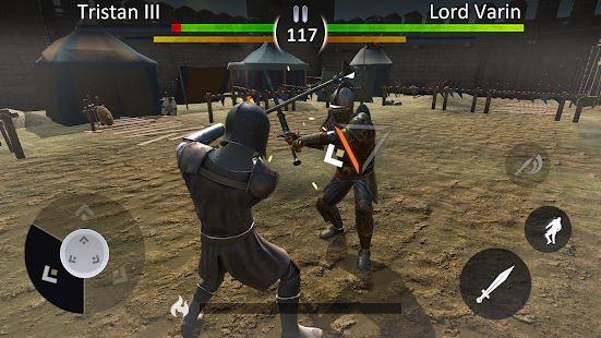 Knights Fight 2: Honor & Glory Screenshot