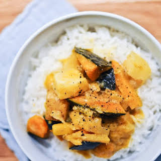 Vegetable Curry For Ghee Rice Recipes.