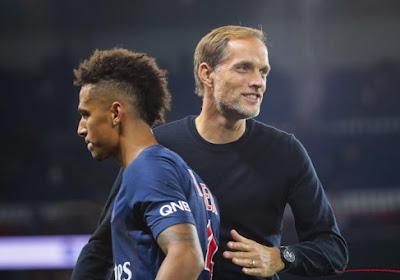 """Thomas Tuchel laat Adrien Rabiot bij PSG uit de ploeg tegen Nantes: """"Er is geen breuk tussen ons"""""""
