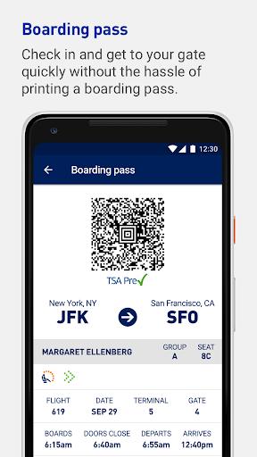 JetBlue - Book & manage trips 4.16.1 screenshots 3