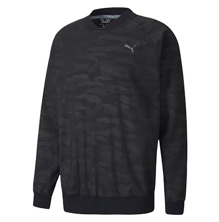 Puma Golf Camo Wind Shirt