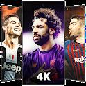 ⚽ Football wallpapers 4K - Auto wallpaper icon