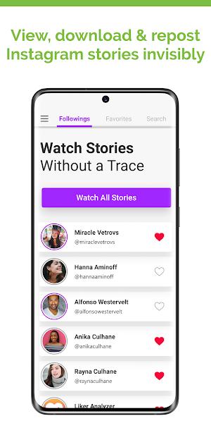 Liker Ghost Story Saver for Instagram