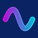 Word Curve icon